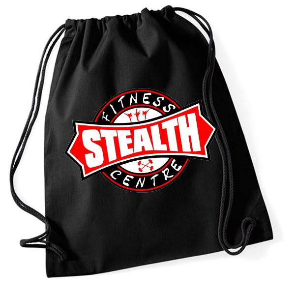 Stealth Draw String Bag